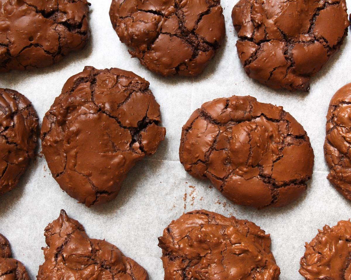 עוגיות שוקולד מושחתות